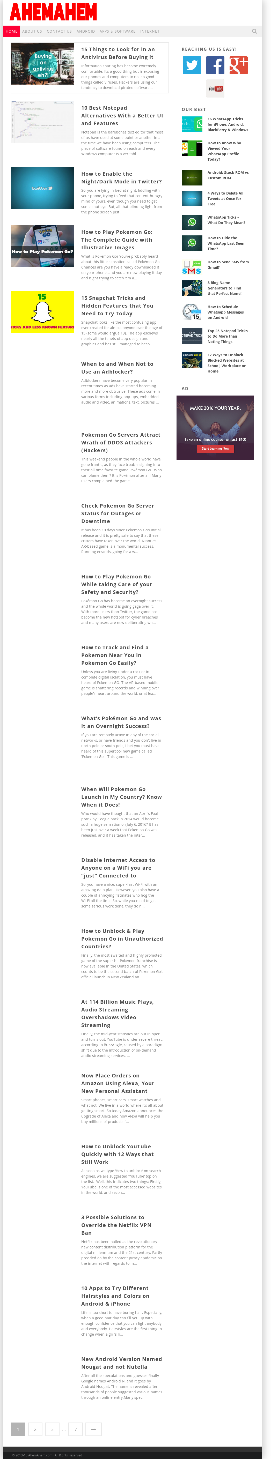 Ahem Ahem Competitors, Revenue and Employees - Owler Company Profile