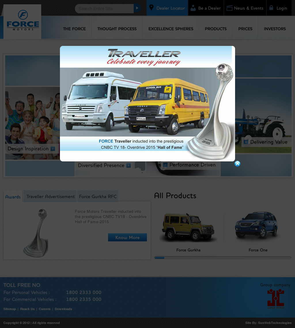 Force Motors Competitors, Revenue and Employees - Owler Company Profile