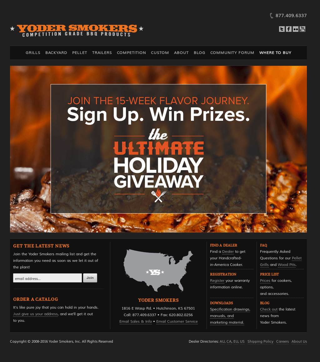 Yoder Smokers Competitors, Revenue and Employees - Owler