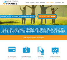 worldcom finance
