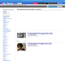 Datanta Dating-Website
