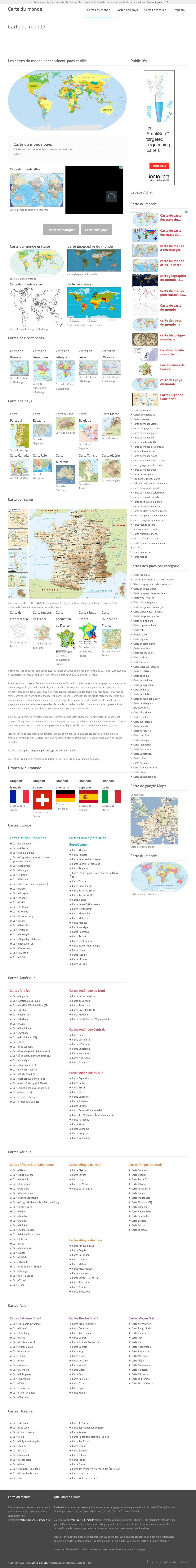 Carte Du Monde Qatar.Carte Du Monde Competitors Revenue And Employees Owler Company