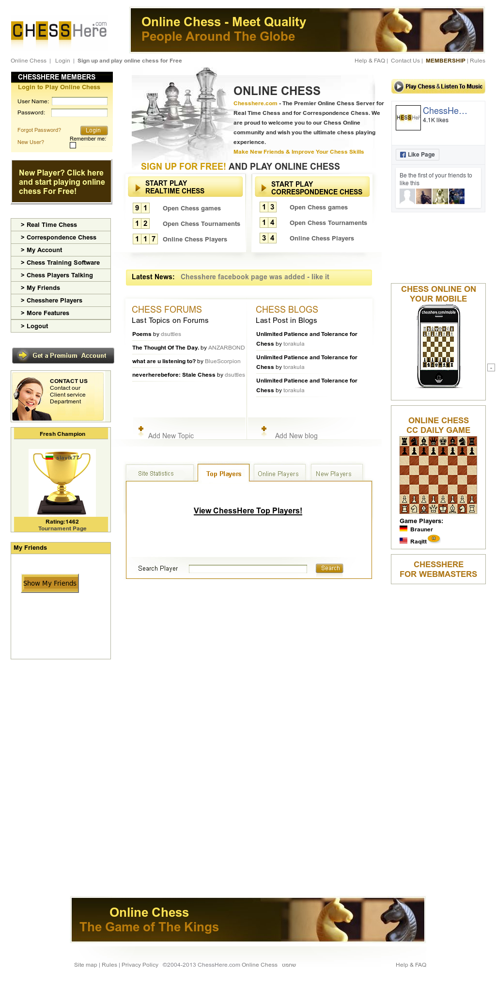 Chesshere Competitors, Revenue and Employees - Owler Company
