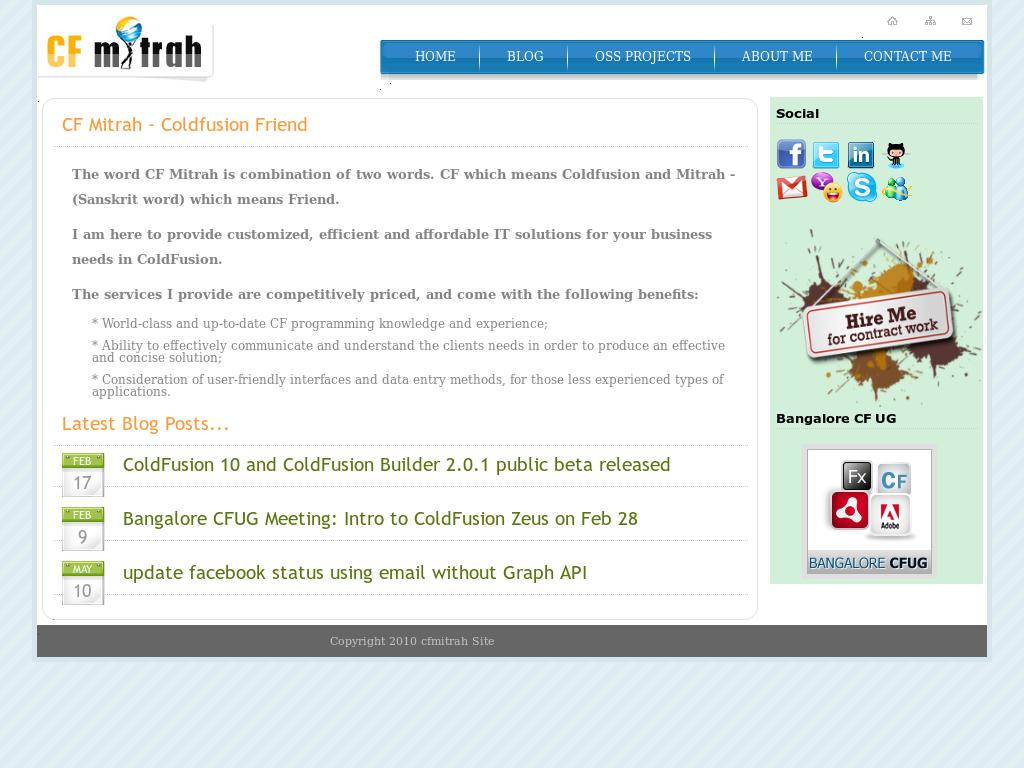 Owler Reports - Cf Mitrah Blog Markitup upload plugin for