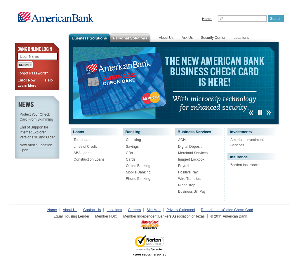 Americanbank Competitors, Revenue and Employees - Owler Company Profile
