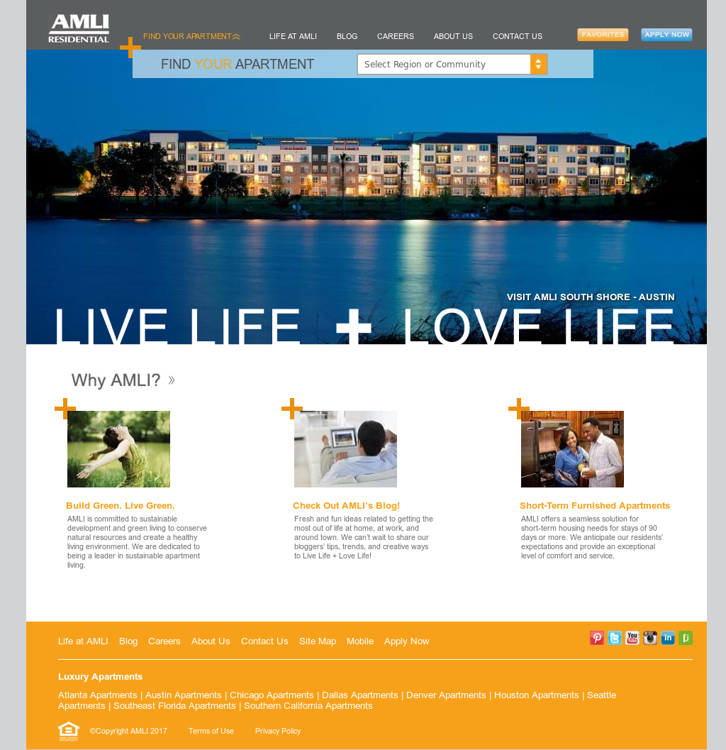 AMLI Competitors, Revenue and Employees - Owler Company Profile