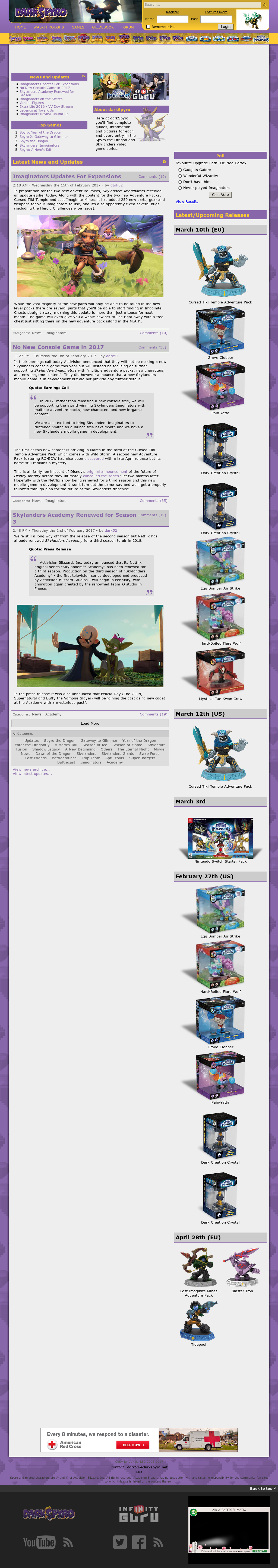 Darkspyro Competitors Revenue And Employees Owler Company Profile 3 Way Switch Animation Website History