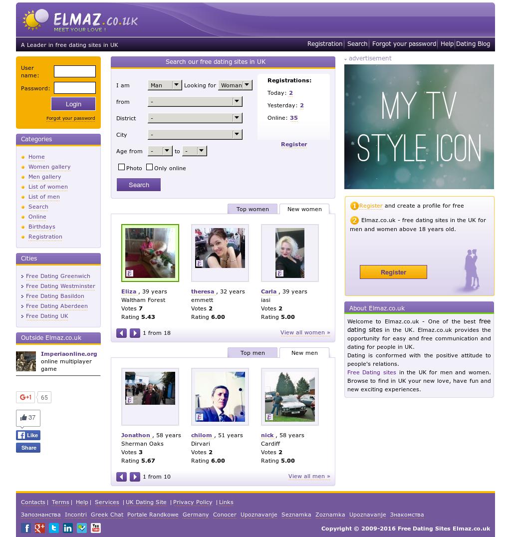 dating.com uk free site online website