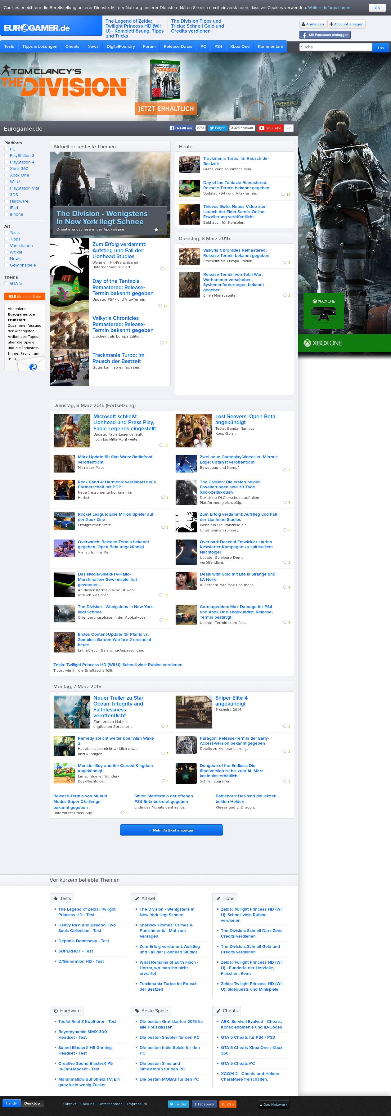 Eurogamer.de Competitors, Revenue and Employees - Owler Company Profile