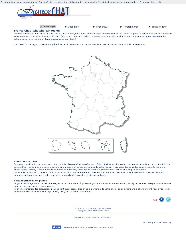 Chat France Online : un site de rencontre ouvert à tous