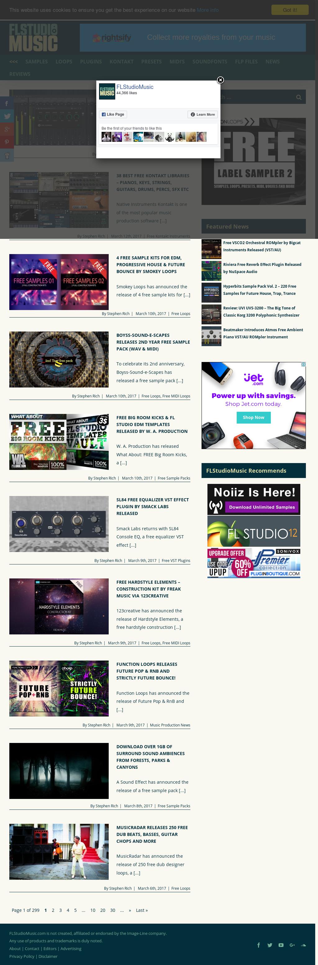 Owler Reports - Flstudiomania Blog Image-Line Releases 151