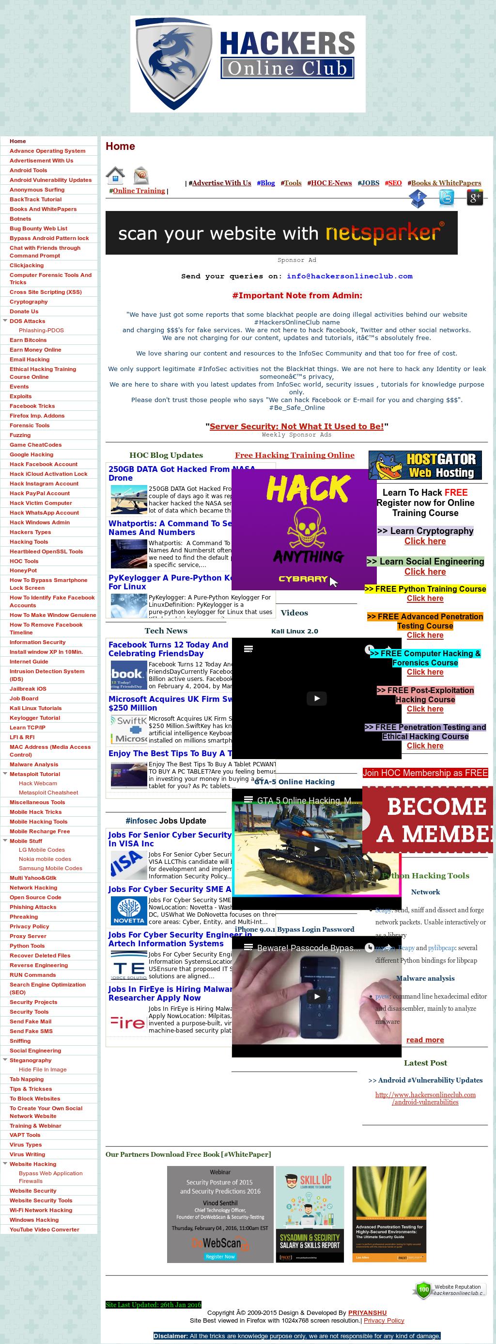 Owler Reports - Hackersonlineclub Blog Reverse Engineering Toolset