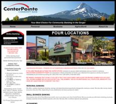 CenterPointe Community Bank