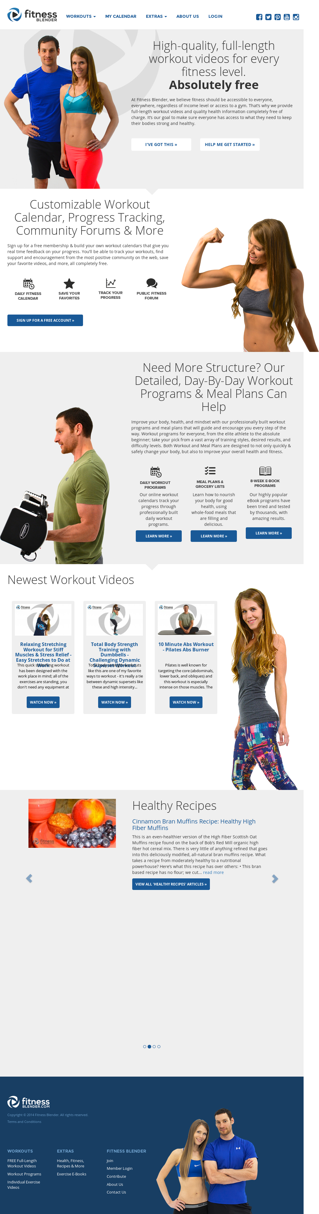Fitnessblender Competitors, Revenue and Employees - Owler Company