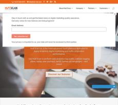 Hub'scan website history