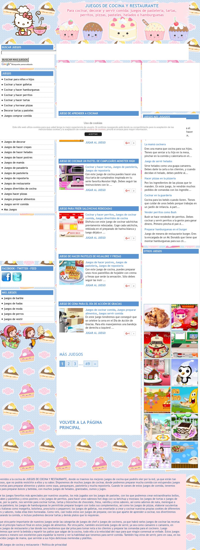 Juegos De Cocinar Y Restaurante Competitors, Revenue And Employees   Owler  Company Profile