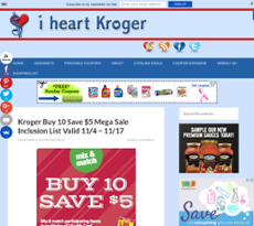 I Heart Kroger S Competitors Revenue Number Of Employees Funding Acquisitions News Owler Company Profile