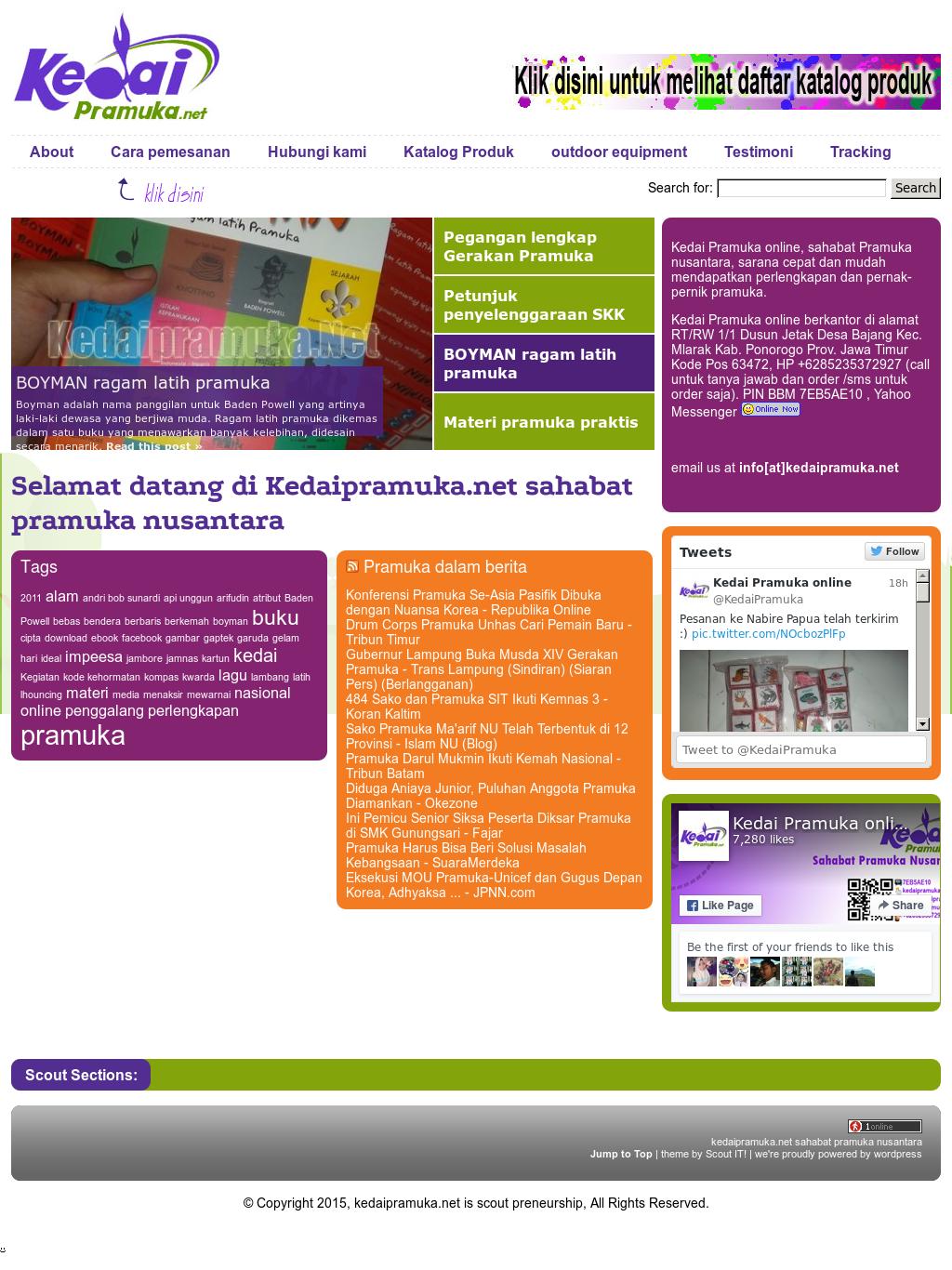 Kedai Pramuka Online Competitors Revenue And Employees Owler