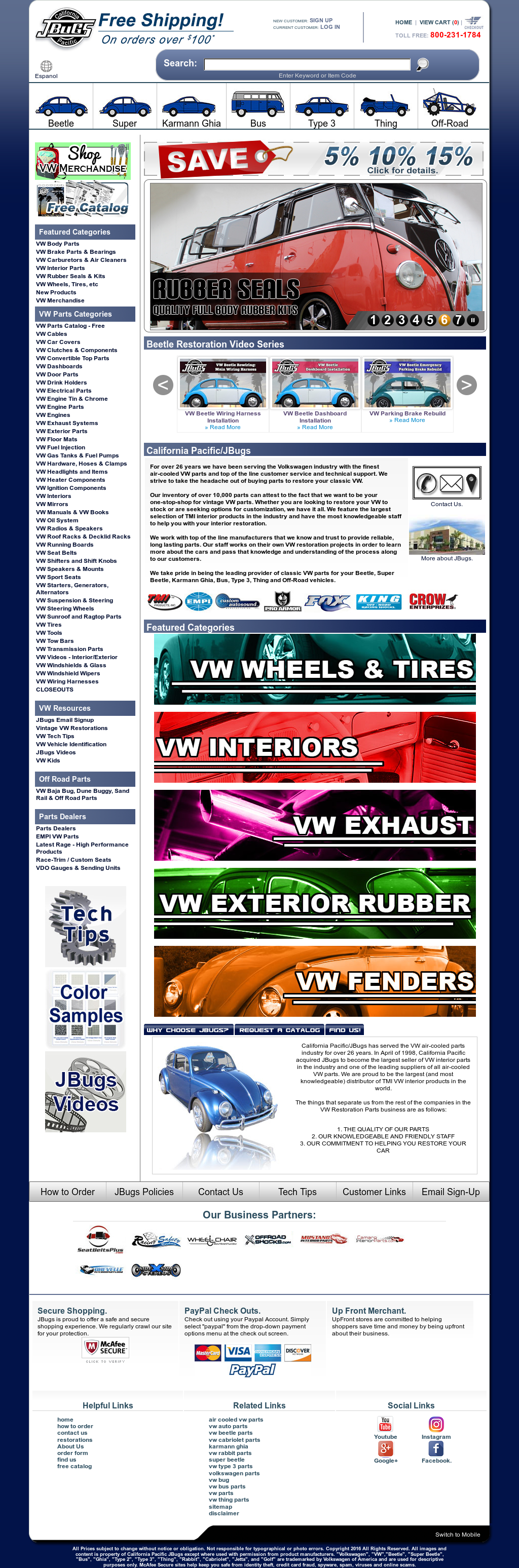 Jbugs Competitors Revenue And Employees Owler Company Profile Vw Bug Wiring Harness Installation