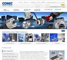 CONEC website history