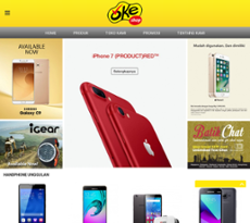 Okeshop competitors revenue and employees owler company profile okeshop website history reheart
