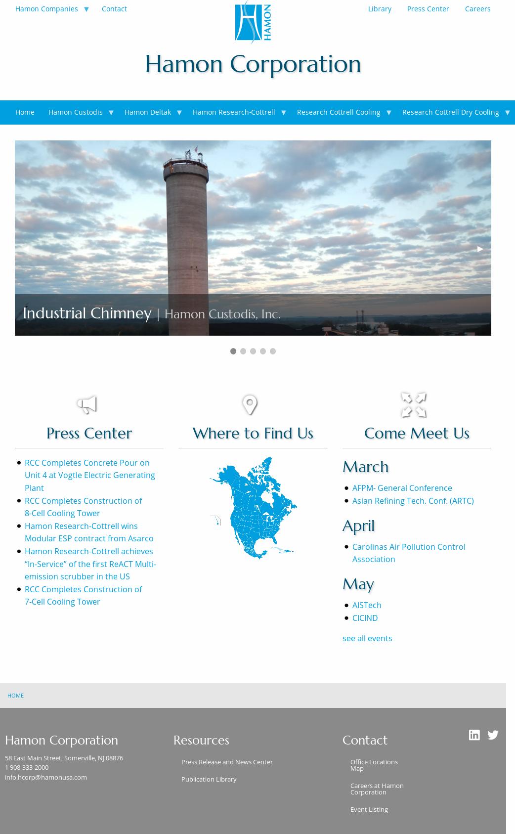 Hamon Deltak Competitors, Revenue and Employees - Owler Company Profile