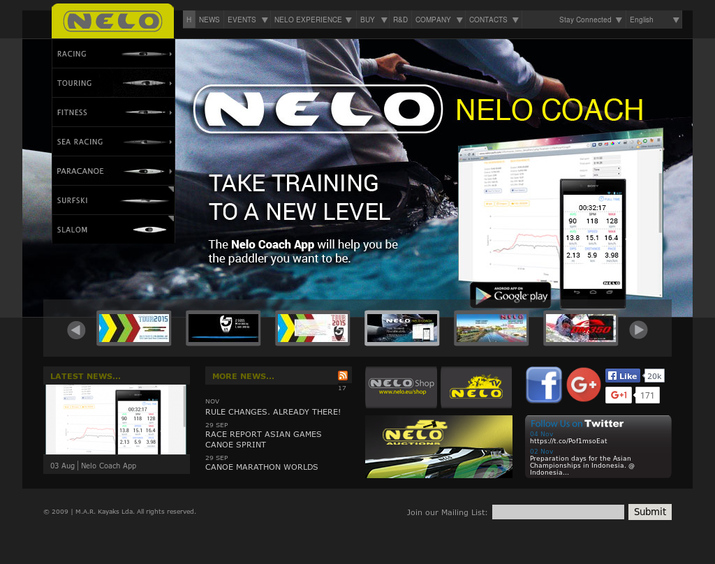 Nelo Kayaks Competitors, Revenue and Employees - Owler