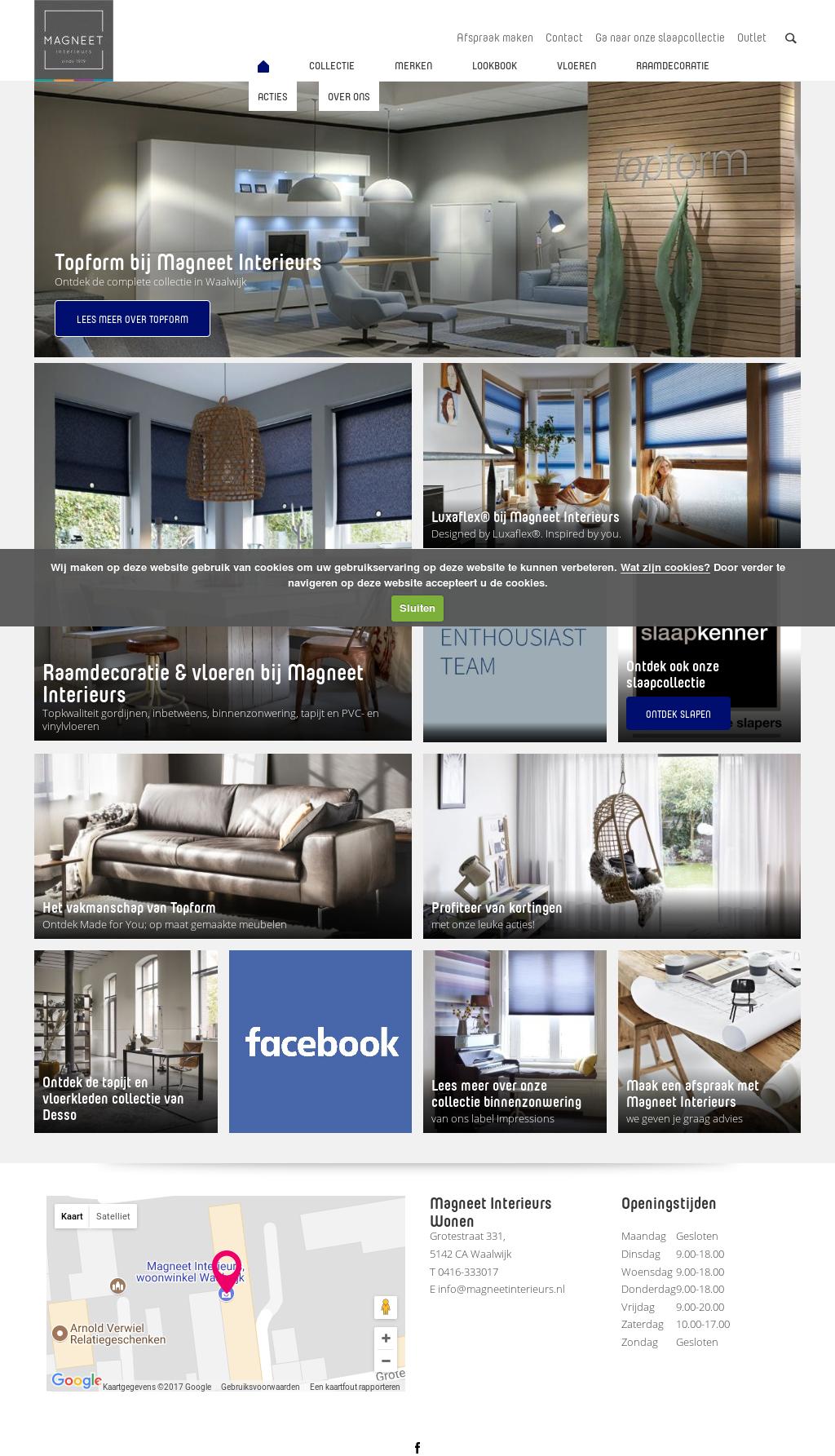 Magneet Interieurs Waalwijk Company Profile - Revenue, Number of ...