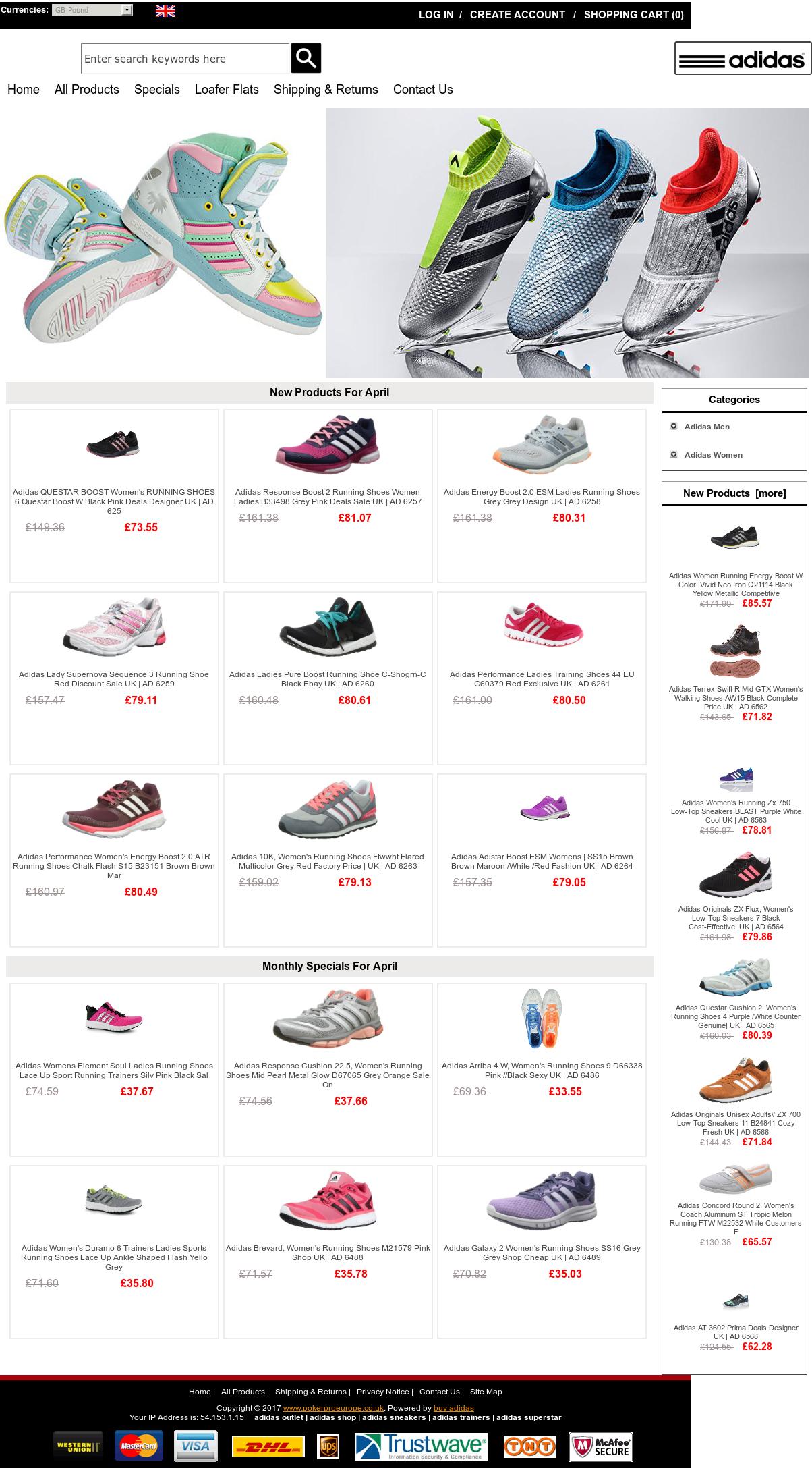 2e4266e748d4 elegant shoes adidas goletto iv trx hg f33050 color white black ...