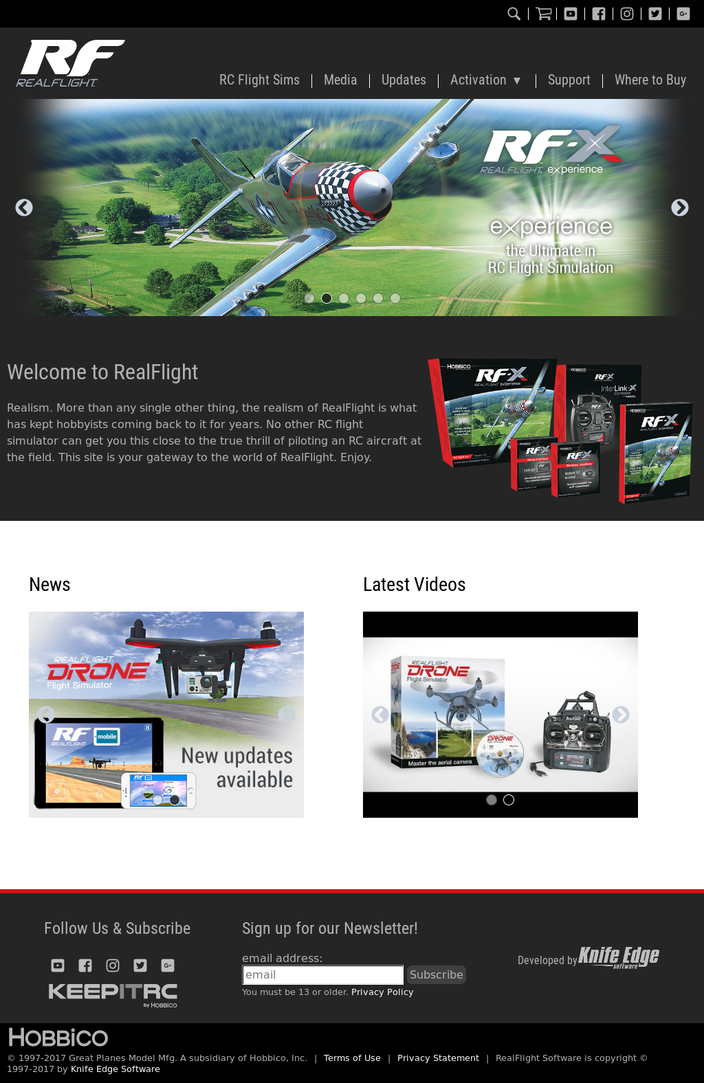 Realflight R/c Flight Simulator Competitors, Revenue and Employees
