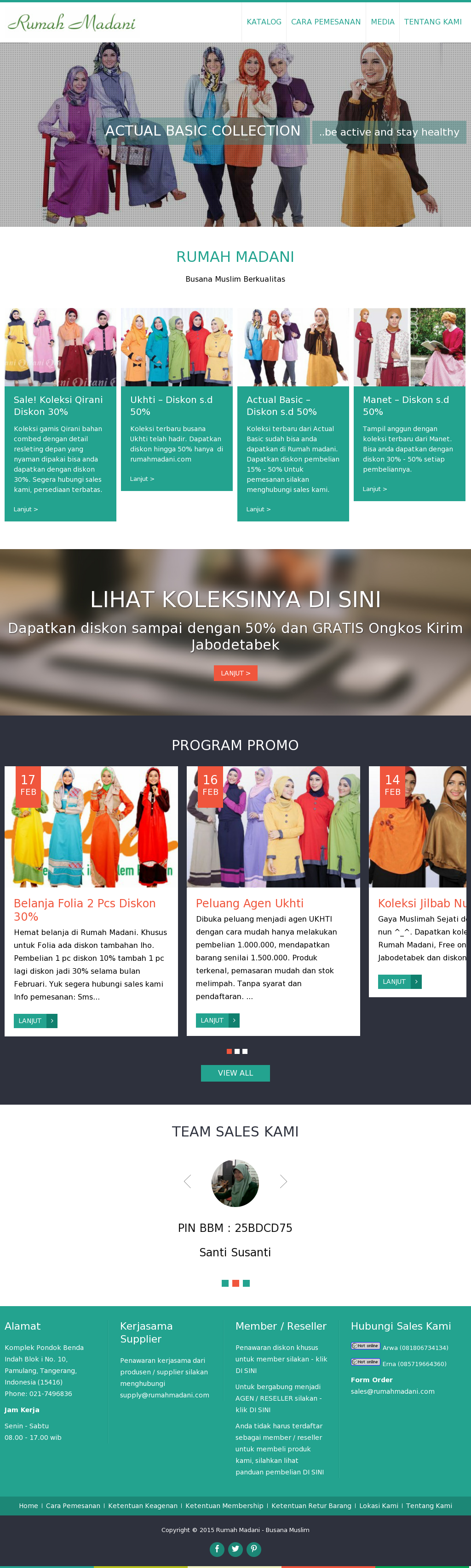 rumah madani busana muslim s competitors revenue number of employees funding acquisitions news owler company profile rumah madani busana muslim s