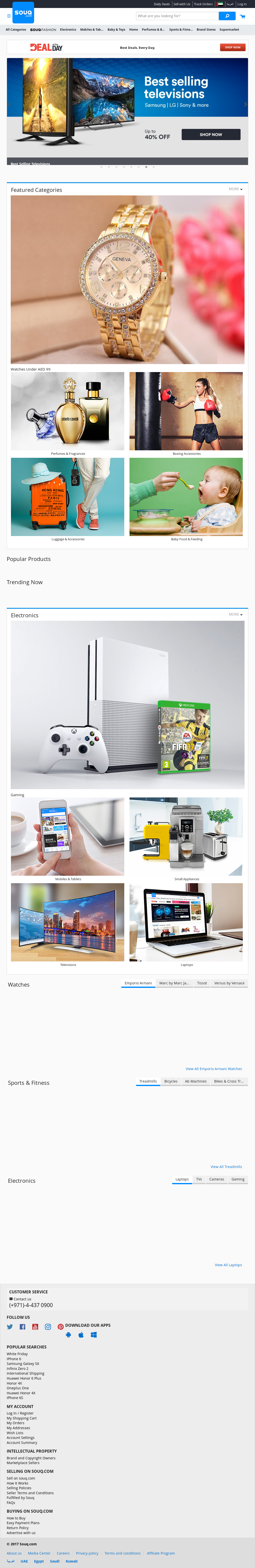 Souq com Uae Competitors, Revenue and Employees - Owler