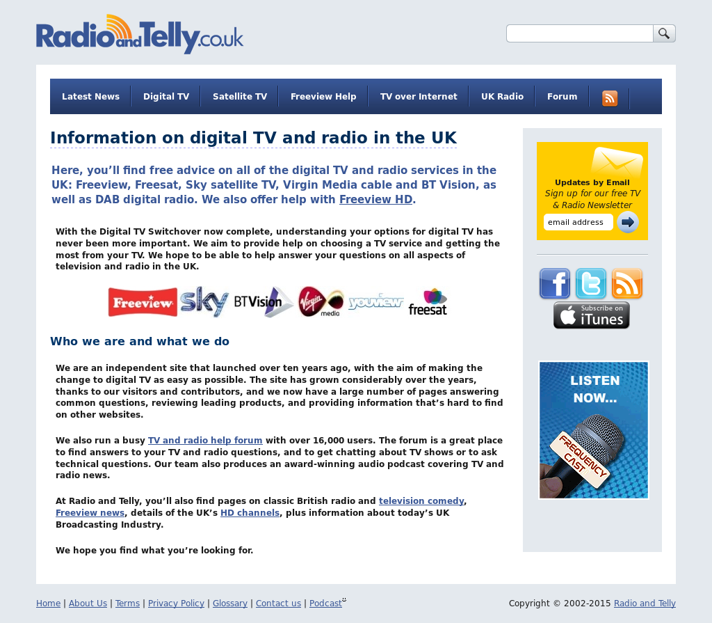 Radio And Telly Competitors, Revenue and Employees - Owler Company