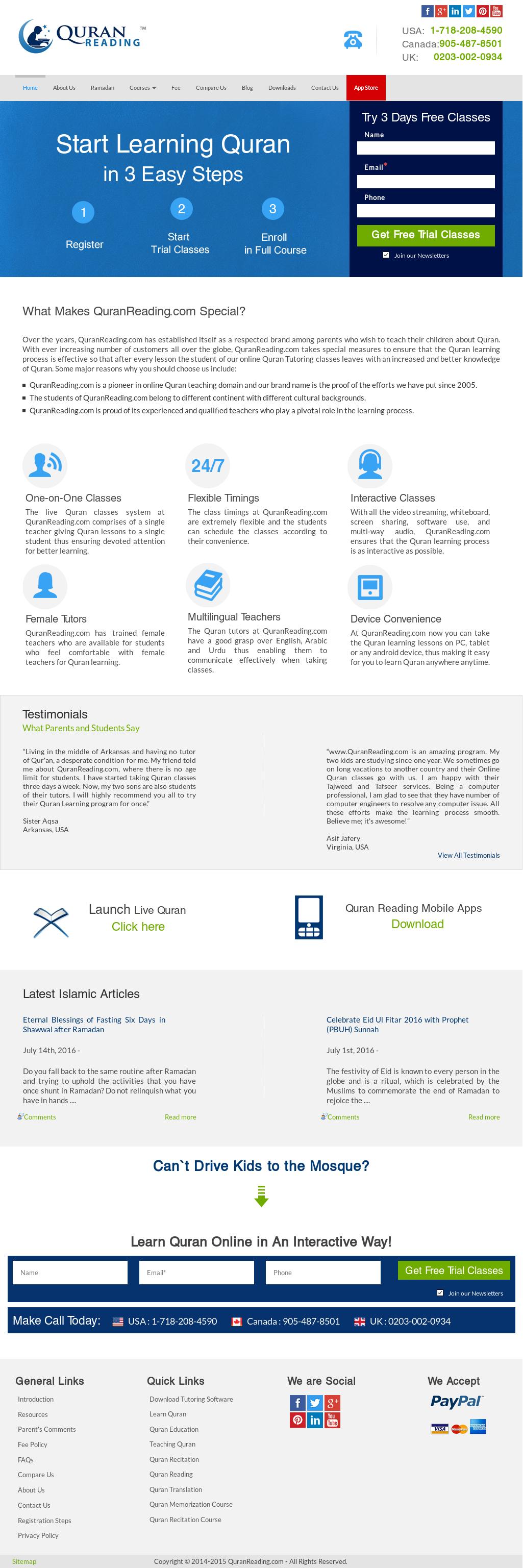 Quranreading Competitors, Revenue and Employees - Owler Company Profile