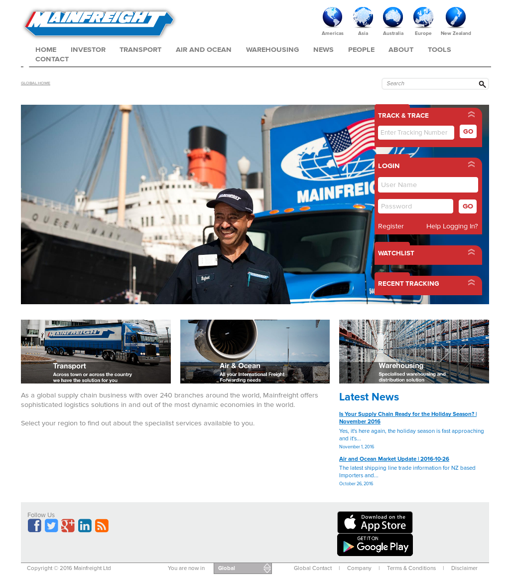 Mainfreight Competitors, Revenue and Employees - Owler Company Profile