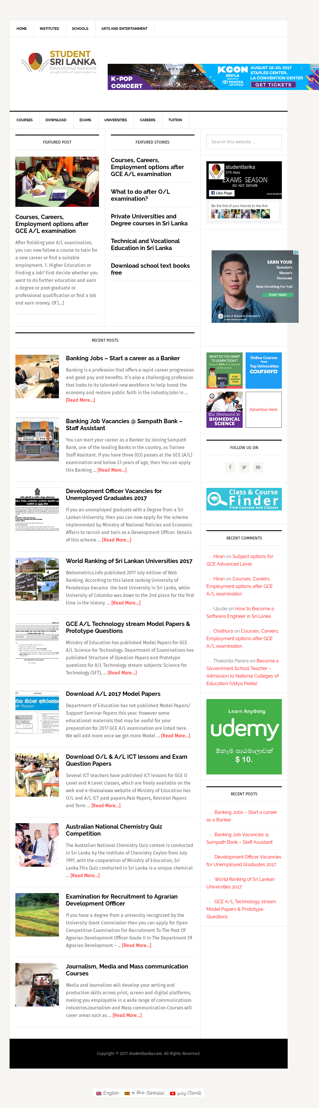 Studentlanka Competitors, Revenue and Employees - Owler Company Profile
