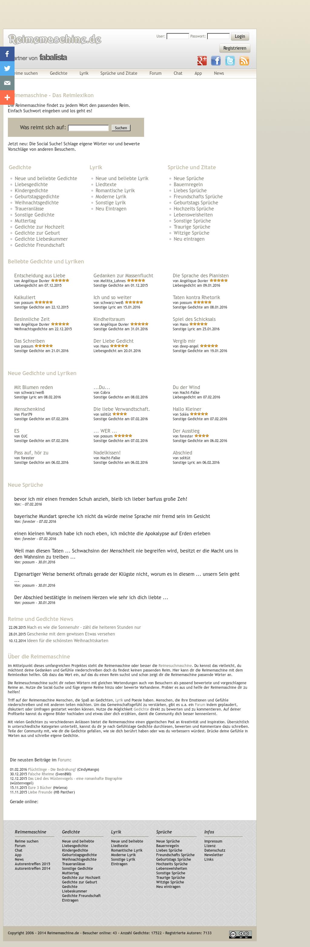 Weihnachtsgedichte Mundart.Reimemaschine De Competitors Revenue And Employees Owler Company