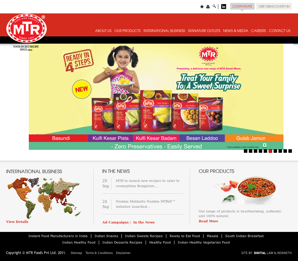 MTR Foods Competitors, Revenue and Employees - Owler Company Profile