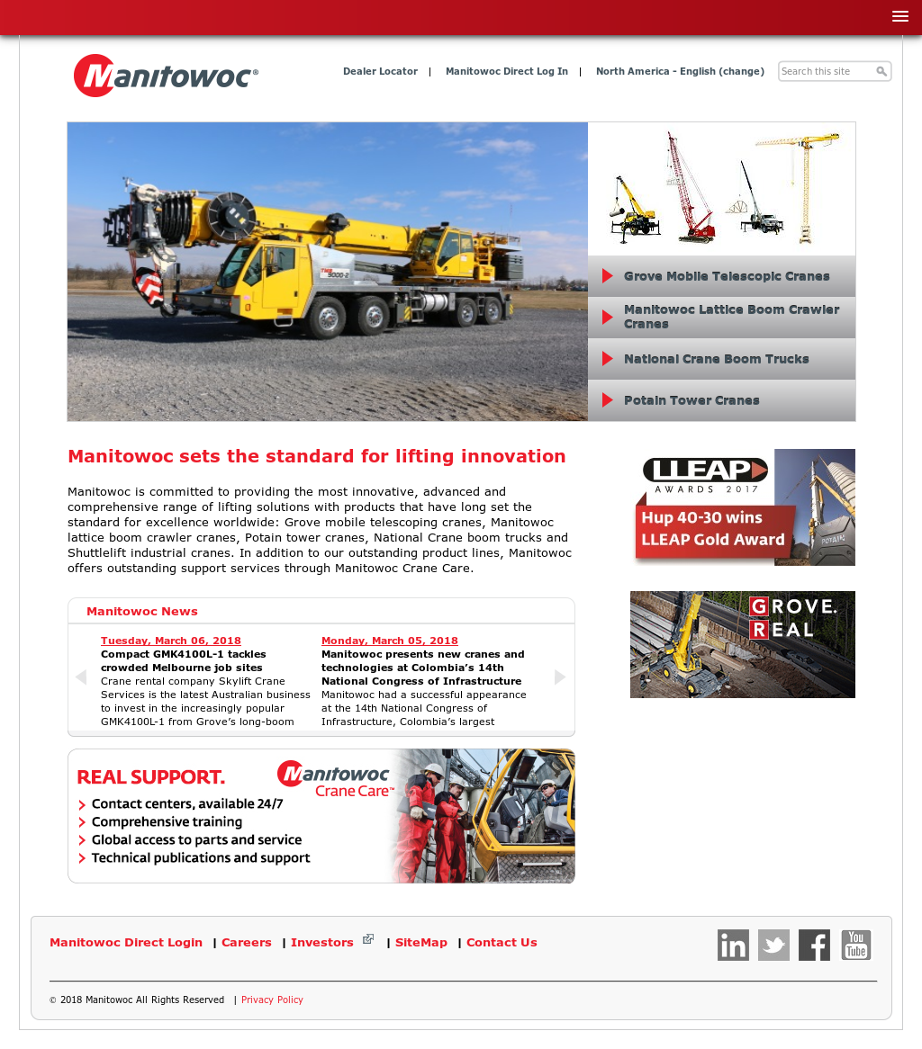 Manitowoc Competitors, Revenue and Employees - Owler Company