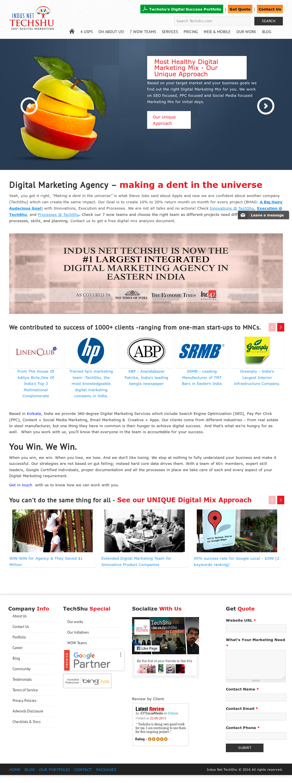 Techshu competitors revenue and employees owler company profile techshu website history kristyandbryce Gallery