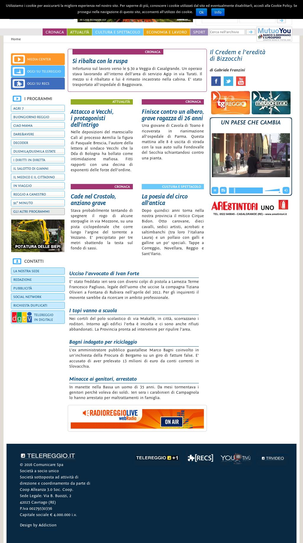 Bagni D Autore Brescia telereggio reggio emilia competitors, revenue and employees