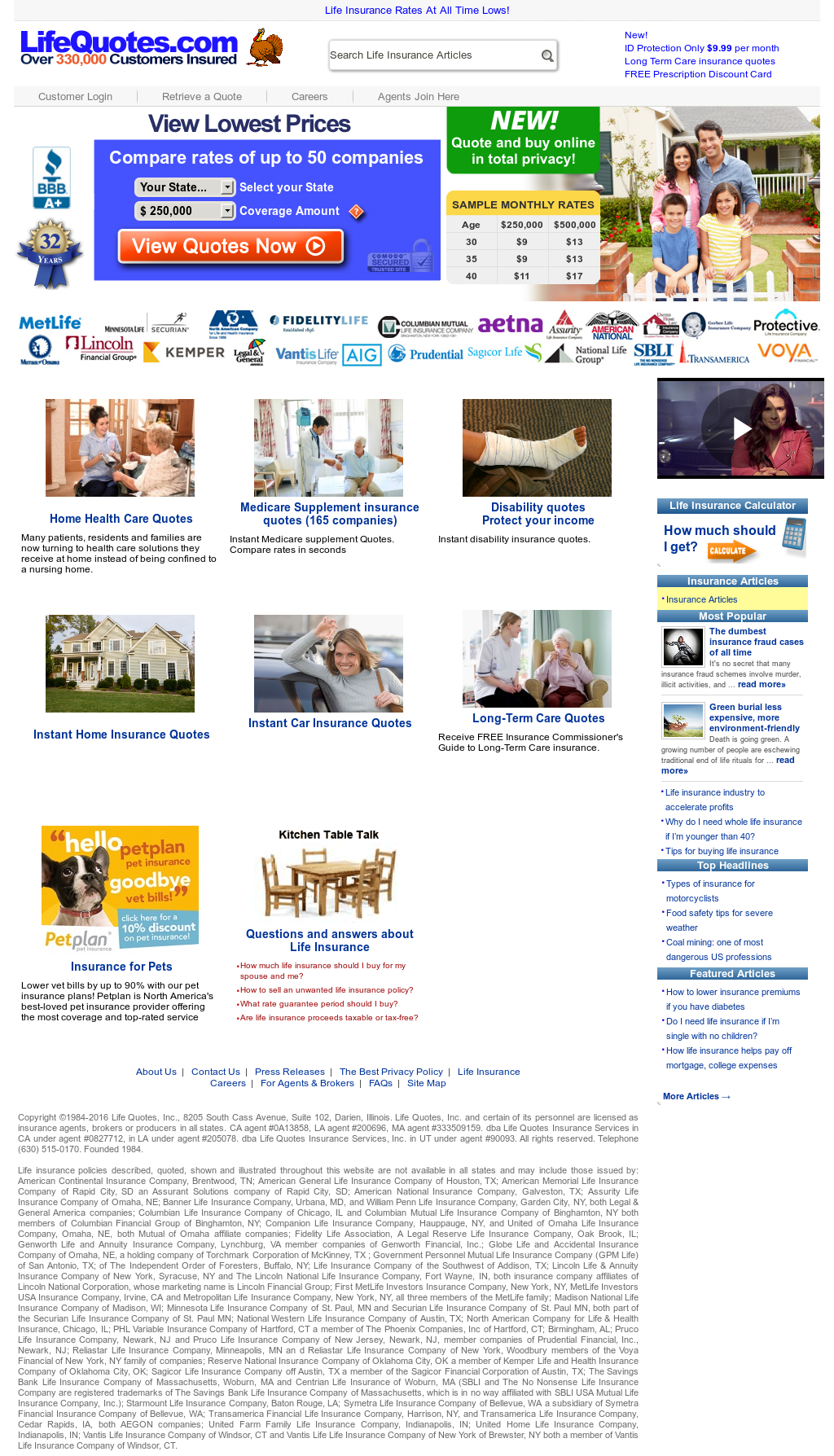 Life Quotes Insurance Careers Quotes About Life