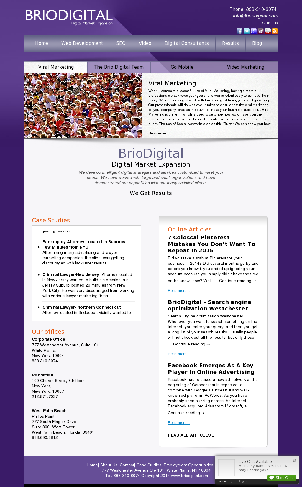 Brio Digital Competitors, Revenue and Employees - Owler