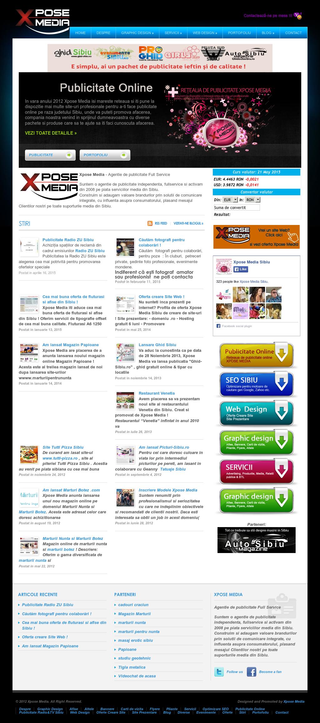 Xpose Media Sibiu Competitors Revenue And Employees Owler Company