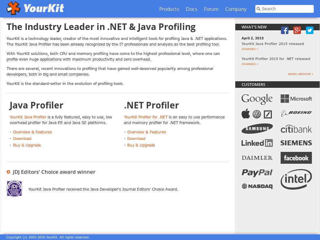YourKit Competitors, Revenue and Employees - Owler Company