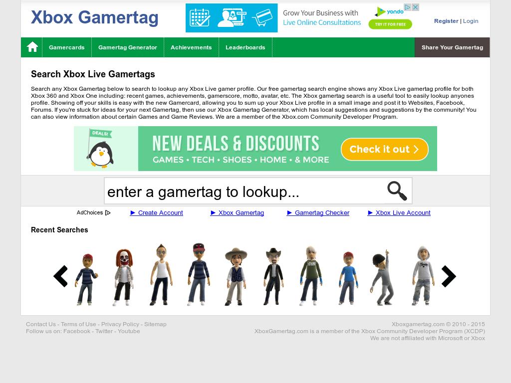 Girl Gamertag Generator