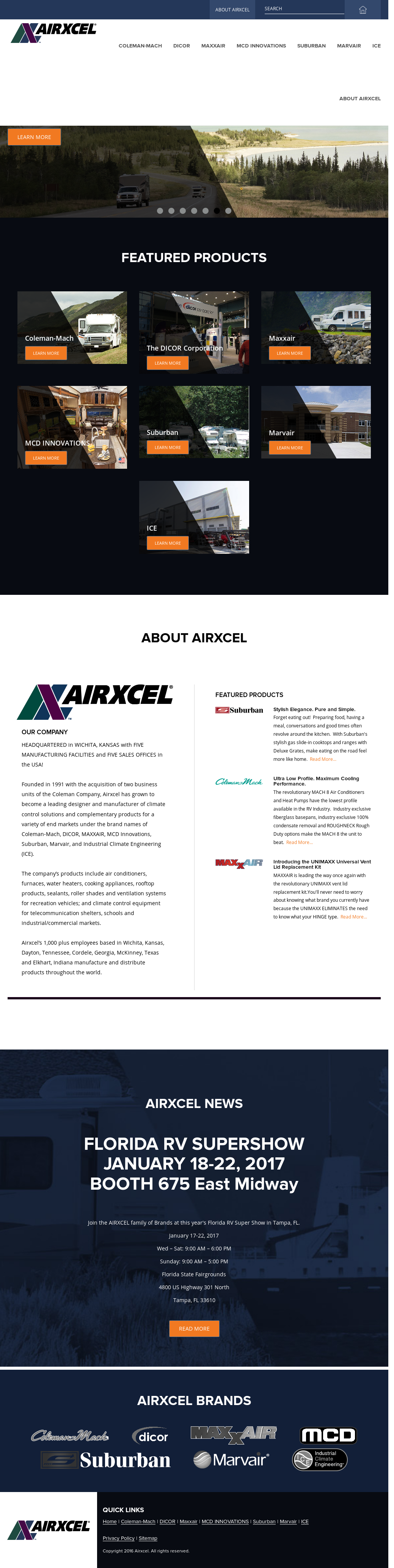 Airxcel Competitors, Revenue and Employees - Owler Company