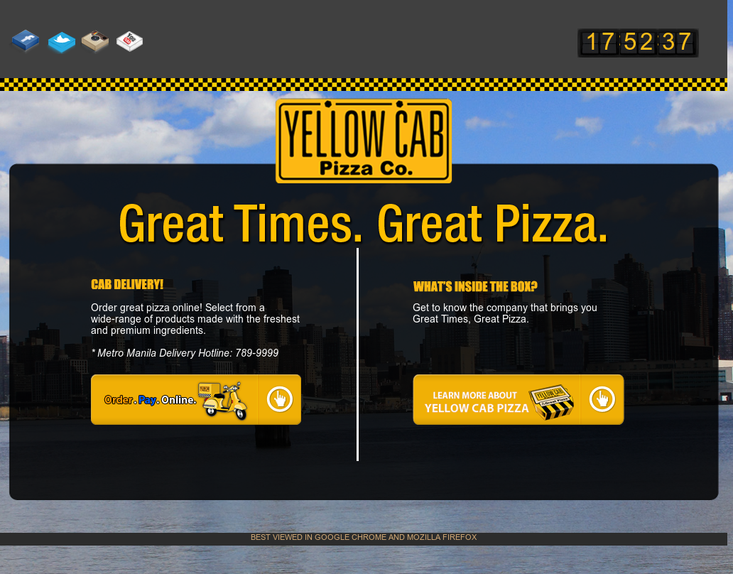 Yellow Cab Pizza Competitors, Revenue and Employees - Owler