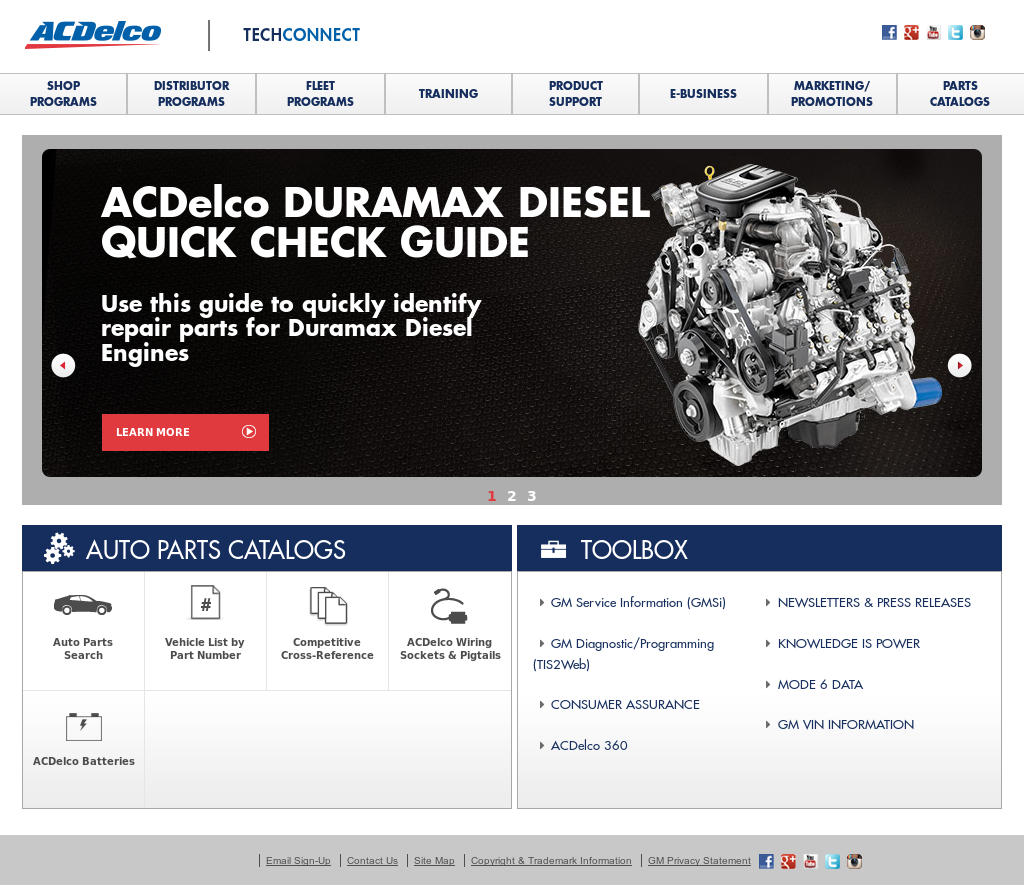 Acdelco Techconnect Competitors, Revenue and Employees - Owler