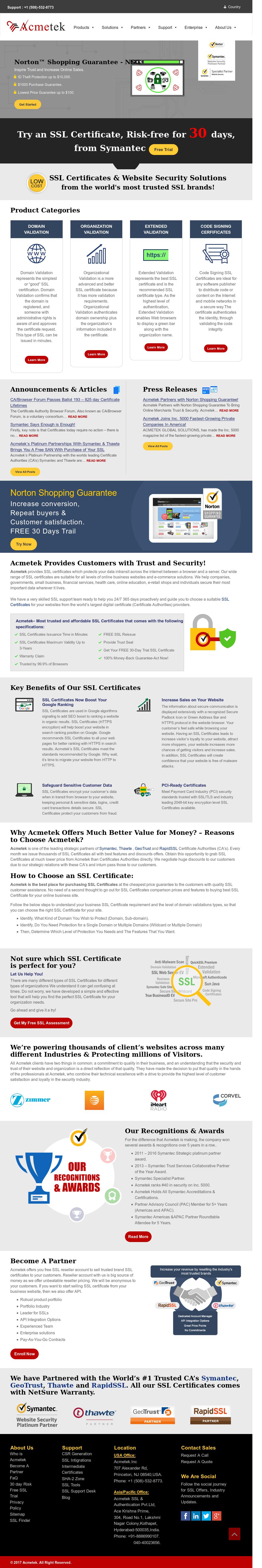 Acmetek Competitors Revenue And Employees Owler Company Profile